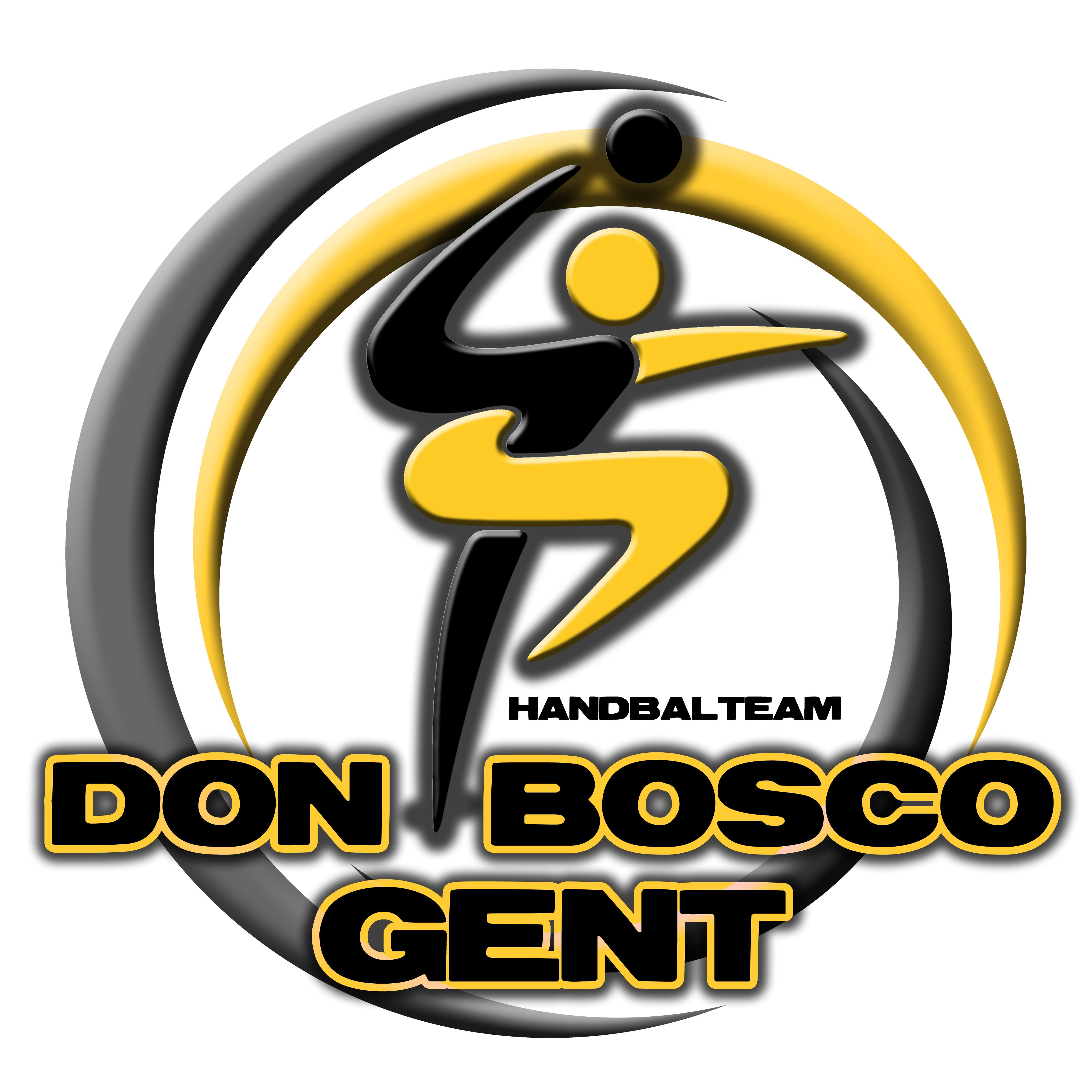 Logo Handbalteam Don Bosco Gent