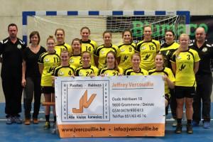 dames 1 seizoen 2015_2016
